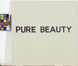 John Baldessari Pure Beauty 1966-68