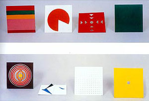 Lygia Pape Livro da criaçâo (Book of Creation) 1959