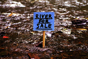 David Shrigley River for Sale