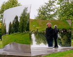 Sue Hubbard Art Critic Anish Kapoor Kensington Gardens London