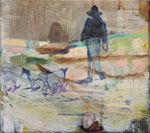 Sue Hubbard Art Critic Elizabeth Magill Green Light Wanes