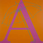Sue Hubbard Art Critic Michael Craig-Martin A is for Umbrella