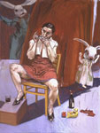 Sue Hubbard Art Critic Paula Rego Jane Eyre and Other Stories