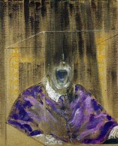 Francis Bacon Head VI 1949