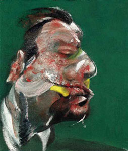 Francis Bacon Study for the Head of George Dyer 1967