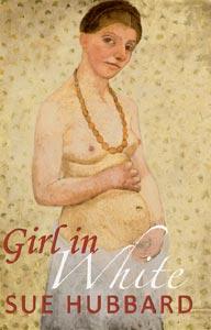 Sue Hubbard Novelist Girl in White