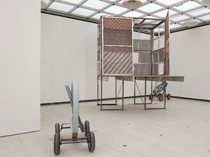 Spartacus Chetwynd The Folding House