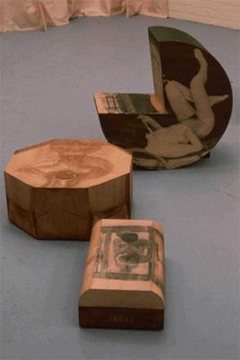 Helen Chadwick Ego Geometria Sum 1982-84