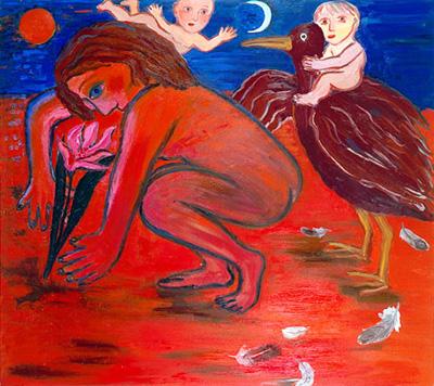 Eileen Cooper The Babies 1987