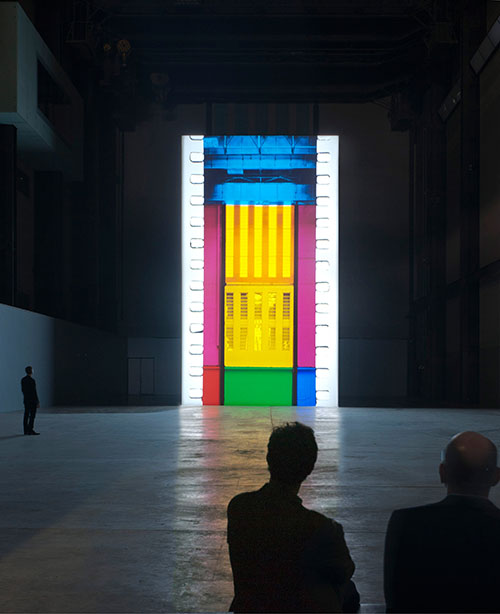 Tacita Dean Presents 'Film' at the Turbine Hall