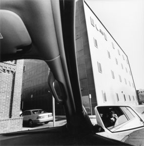 Lee Friedlander California 2008