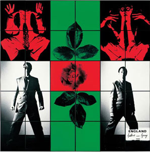 Gilbert and George 'england' 1980