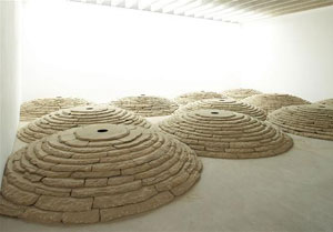 Andy Goldsworthy Stone Room 2007