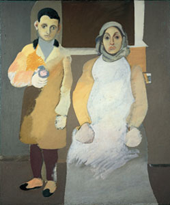 Arshile Gorky Artist and his Mother, c1926-36