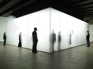 Antony Gormley Blind Light