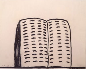 Philip Guston Untitled (Book) 1968