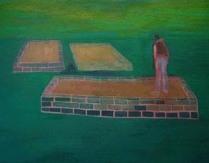 Tom Hammick Garden II 2009
