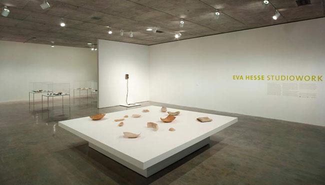 Eva Hesse Studioworks