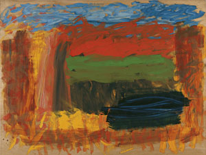 Howard Hodgkin Home, Home on the Range 2001-2007