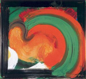 Howard Hodgkin Lovers 1984-92