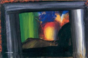 Howard Hodgkin Snapshot, 1984-93