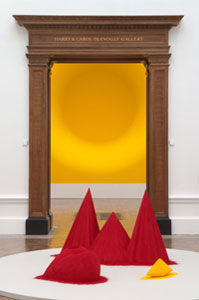 Anish Kapoor Yellow 1999
