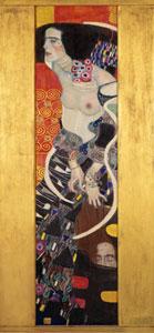 Gustav Klimt Judith II, 1909