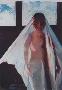 Maria Lassnig The Illegitimate Bride 2007