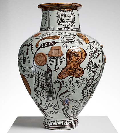 Grayson Perry Frivalous Now 2011