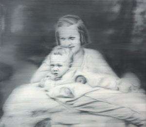 Gerhard Richter Aunt Marianne [Tante Marianne] 1965