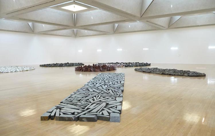 Richard Long Tate Britain