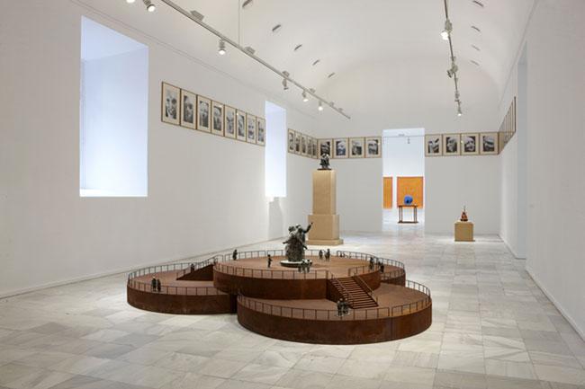 Thomas Schütte Retrospective Reina Sofia Museum of Modern Art