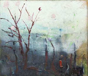 Elizabeth Magill Pencilled Love 2010