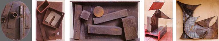 Jonathan Miller Metal Constructions