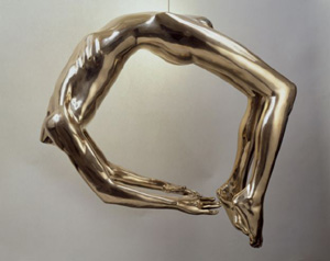 Louise Bourgeois Arch of Hysteria 1993