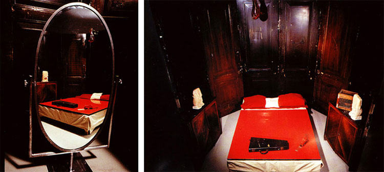 Louise Bourgeois Red Room - Parents 1974