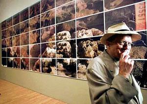 ">David Hockney Retrospective Photoworks"" width=""300″ height=""213″><br /> <span class="