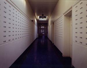 Jordan Baseman, Untitled (Hackney Hospital), 1995