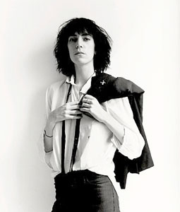 Robert Mapplethorpe Patti Smith