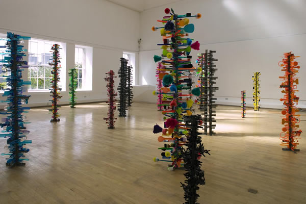 Talbot Rice Gallery, David Batchelor