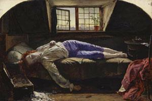 Henry Wallis Chatterton 1856