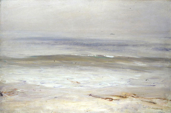 William McTaggart Wave, 1881