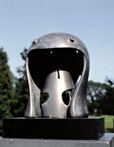 Henry Moore Helmet Head 1 1950