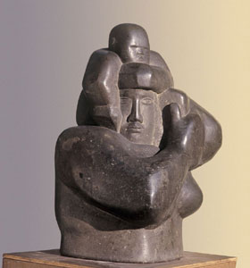 Henry Moore Mother and Child 1924-25