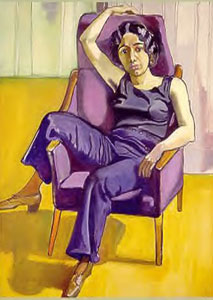 Alice Neel Marxist Girl 1972