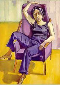 Alice Neel Marxist Girl 1972