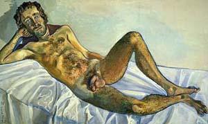 Alice Neel John Perreault 1972