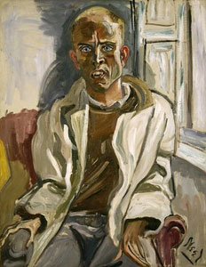 Alice Neel Randall in Extremis 1960