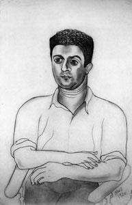Alice Neel Young Man, 1930