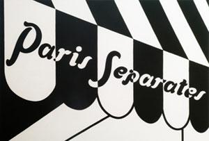 Patrick Caulfield Paris Separates 1973